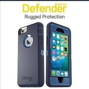 iPhone 6s Plus otter box defender